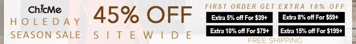 ChicMe.com Voucher & Discount Codes