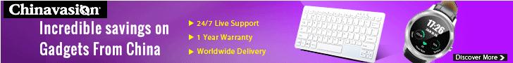 Chinavasion.com Coupon Code & Discount Code