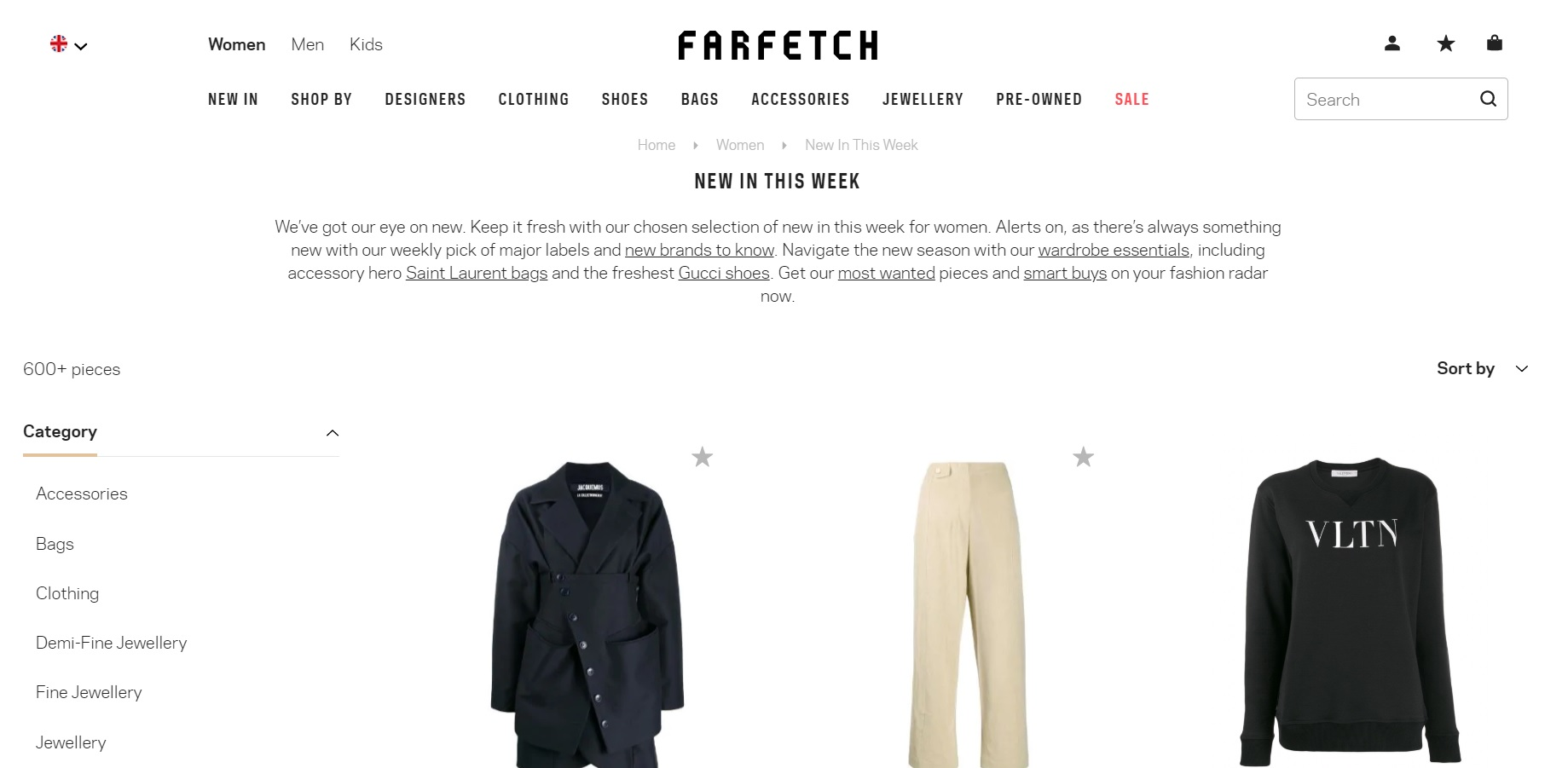 Farfetch Luxury Fashion Store