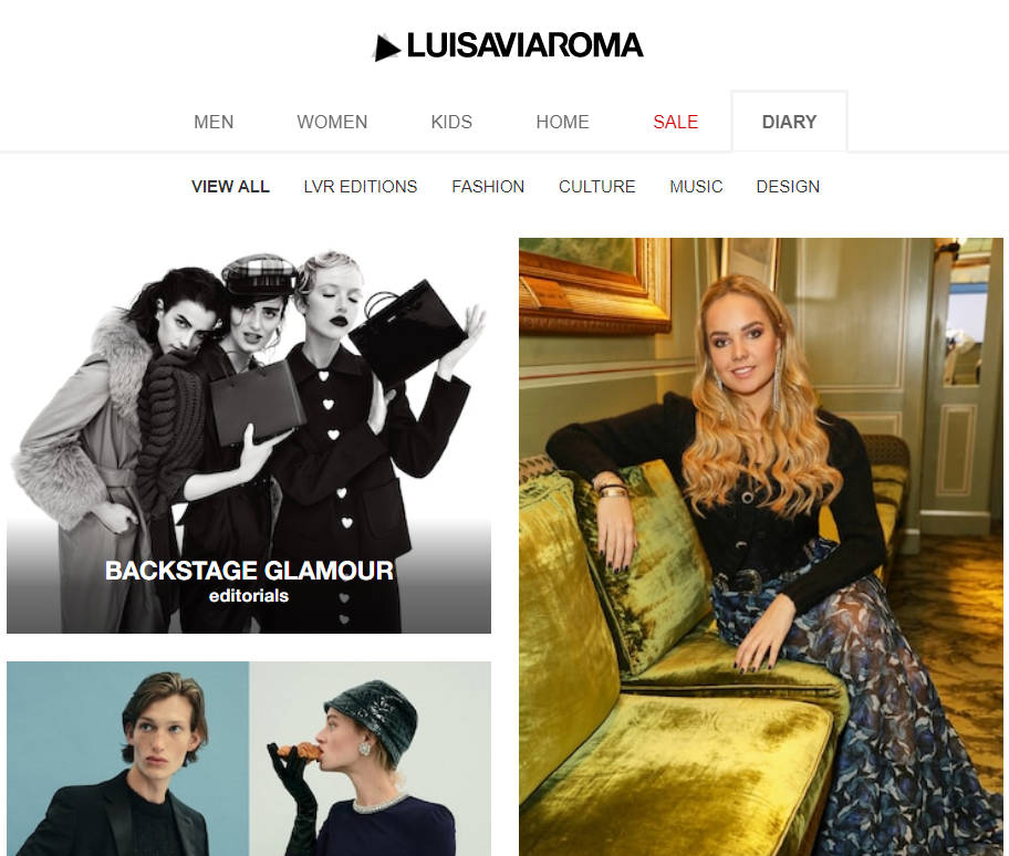 LUISAVIAROMA Coupon