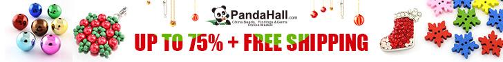 Pandahall.com Coupon Code & Discount Code