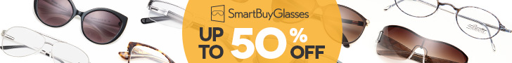SmartBuyGlasses.com Voucher & Discount Codes