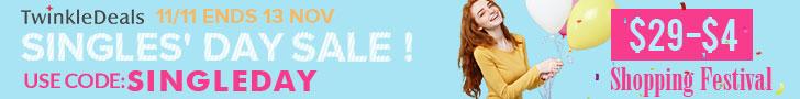 TwinkleDeals.com Coupon Code & Discount Code
